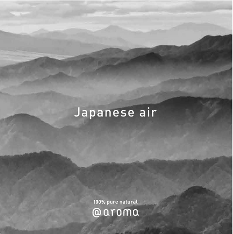 Aroma Oils Japanese Fragrances