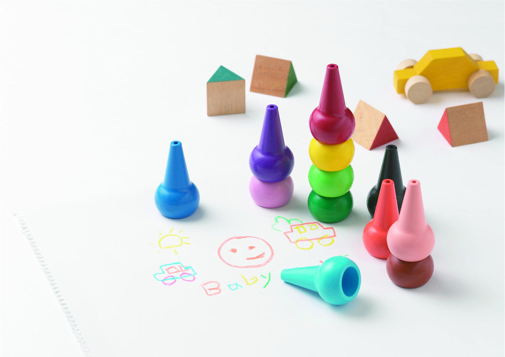 Crayons for infants
