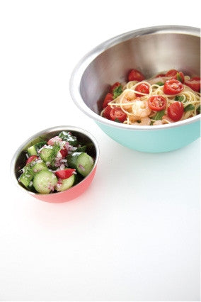 Colourful Stainless Steel Bowls