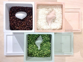 Food Storage Containers and Desiccants by Soil