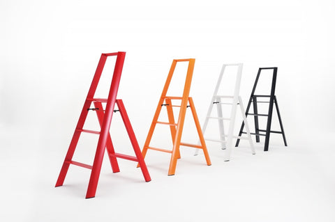 LUCANO Step Ladders at KONCENT Melbourne