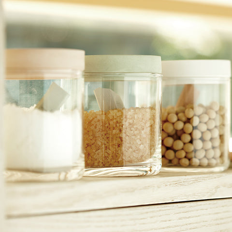 Food Container Glass - KONCENT