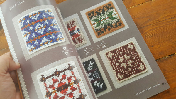 Buku Crochet Traditional