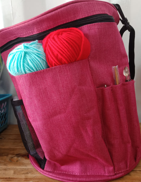 (INSTOCK) Pinkyfrog Yarn Storage Bag
