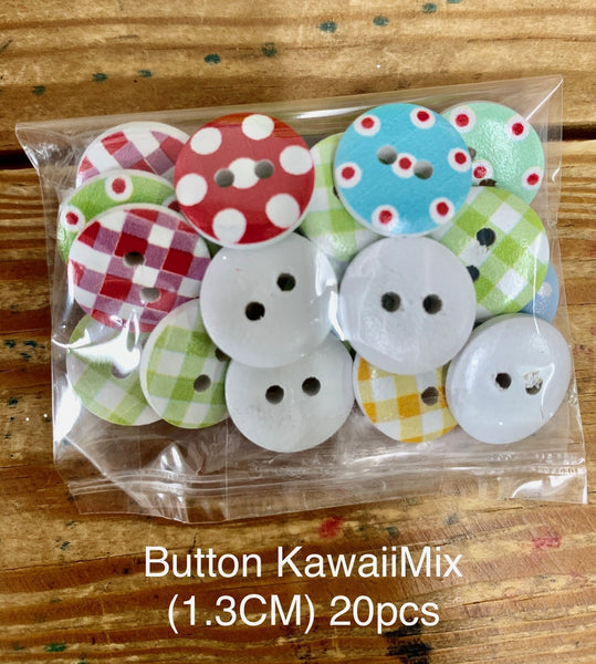 Butang Mix button /pack