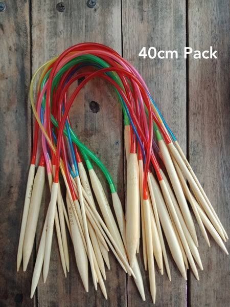Basic Circular Knitting Needles PACK