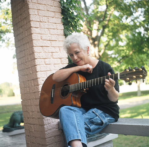 Janis Ian - Kevin Ryan Guitars Mission Grand Concert w/Cedar & Koa