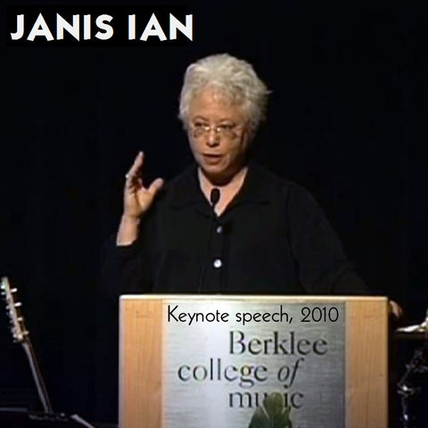 Janis Ian's Speech at Berklee College of Music