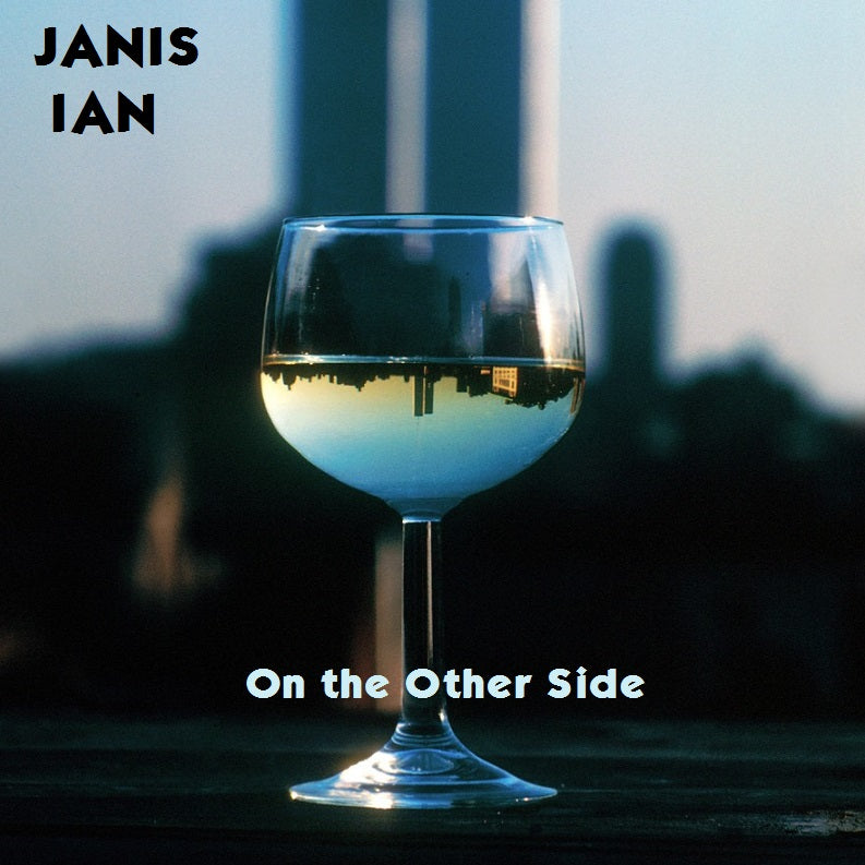 Janis Ian - On the Other Side cover art-Peter Cunningham Photography