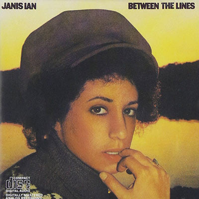 "Between The Lines-1st gen. CD (1975) <br> <img src=""//cdn.shopify.com/s/files/1/1318/7215/files/grammylogo30.png?v=1475430688"" alt=""Grammy Award Winner"" /> SOLD OUT"