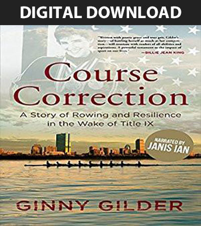 Course Correction by Ginny Gilder: Narrated by Janis Ian - Audiobook Digital Download