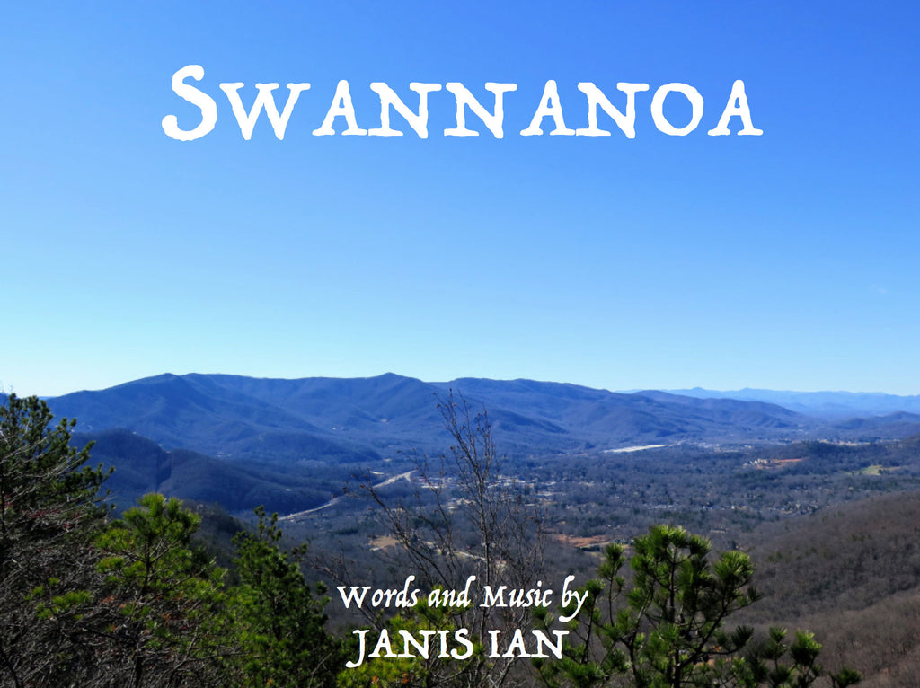 Swannanoa - Sheet Music
