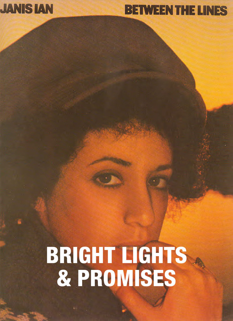 Bright Lights and Promises - Sheet Music