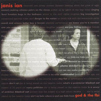 god & the fbi <br>- CD (2000)