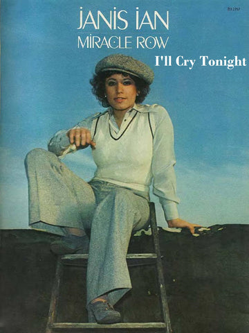 I'll Cry Tonight - Sheet Music