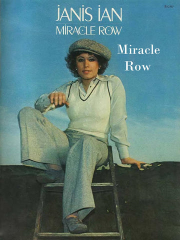 Miracle Row - Sheet Music