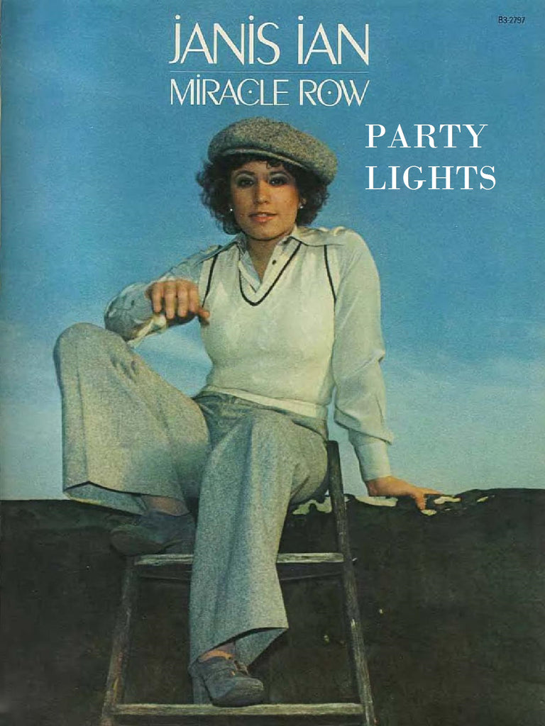 Party Lights - Sheet Music