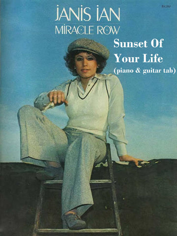 Sunset Of Your Life - Sheet Music