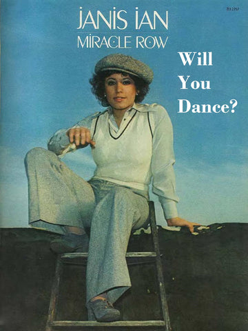 Will You Dance? - Sheet Music