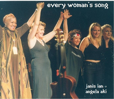Every Woman's Song - Sheet Music