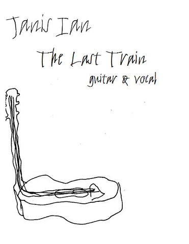 Last Train - Sheet Music