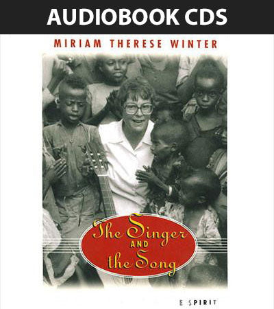 "The Singer & The Song - Audiobook CD <img src=""//cdn.shopify.com/s/files/1/1318/7215/files/audiesmall.png?v=1526224842"">"