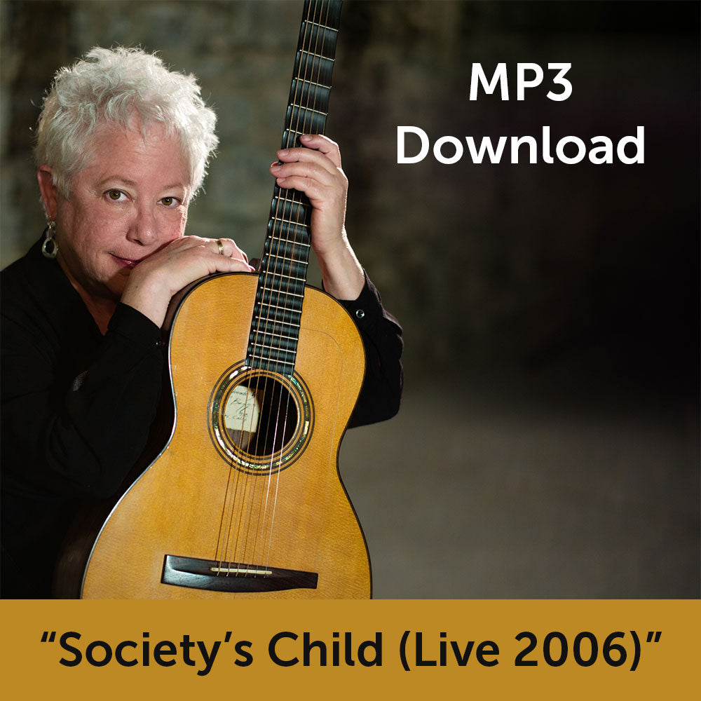 Society's Child (Live 2006) <br>- Digital Download