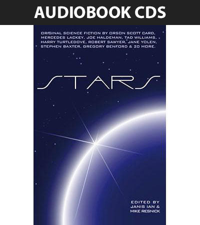 Stars Anthology audiobook - limited quantity, OOP!