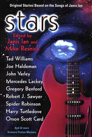 Stars: Stories Based On The Songs Of Janis Ian (signed 1st ed.) Limited quantity