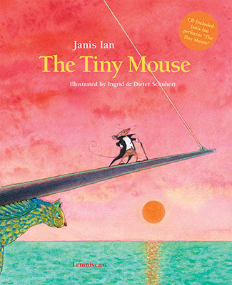 The Tiny Mouse (hardcover) Can be personalized!