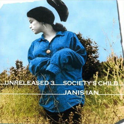 Unreleased 3: Society's Child <br>- CD (2001)