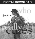 Who Really Cares - Audiobook Digital Download