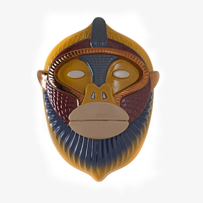 Primates- Ceramic Masks 05