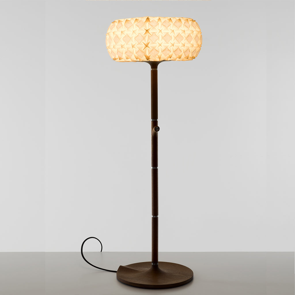 96 Molecules Flor Lamp