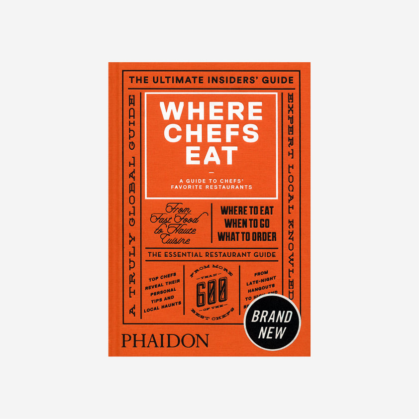 Where Chefs Eat