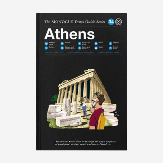 The Monocle Travel Guide - Athens