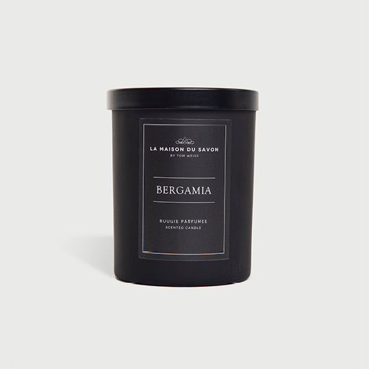 Scented candle: Bergamia