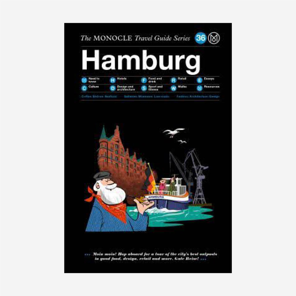 The Monocle Travel Guide - Hamburg