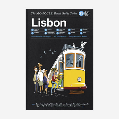 The Monocle Travel Guide - Lisbon
