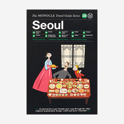 The Monocle Travel Guide - Seol