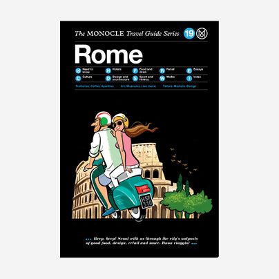 The Monocle Travel Guide - Rome