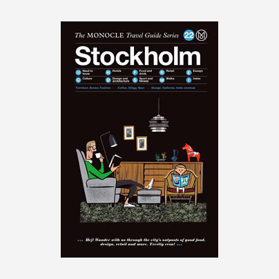 The Monocle Travel Guide - Stockholm