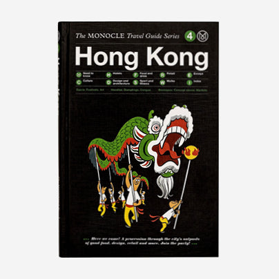 The Monocle Travel Guide - Hong Kong
