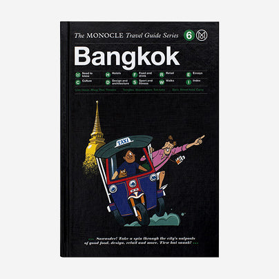 The Monocle Travel Guide - Bangkok