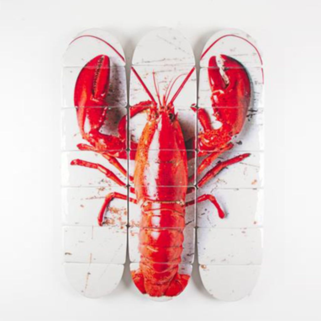 Cooked Canner lobster