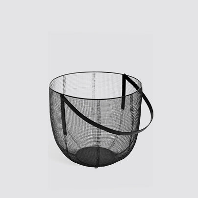 Round Papers Basket