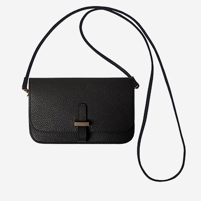 Chi Chi Fan - Flap Bag - Black