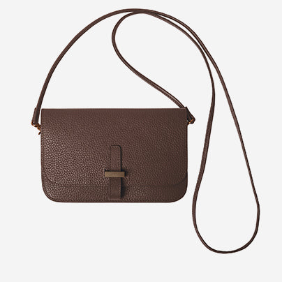 Chi Chi Fan - Flap Bag - Brown