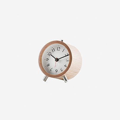 Diamantini & Domeniconi - Normal Alarm Clock -  Oak
