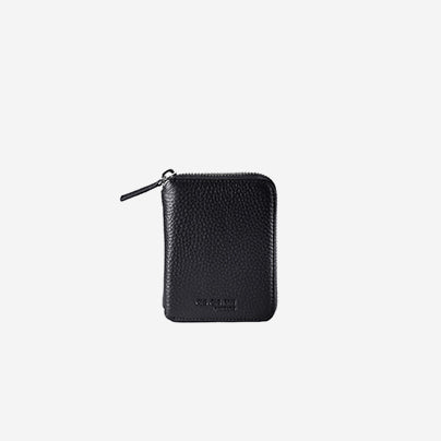 Chi Chi Fan - Wallet Compact - Black